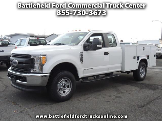 2017 Ford F-350 SD 4WD SuperCab 168 WB 60 CA