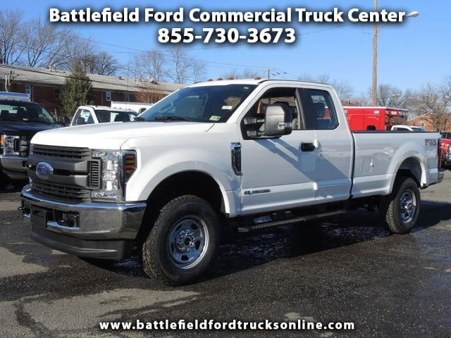 2018 Ford Super Duty F-350 SRW 4WD SuperCab