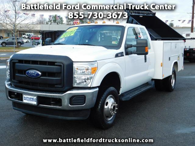 2016 Ford F-350 SD XL SuperCab Long Bed DRW 4WD