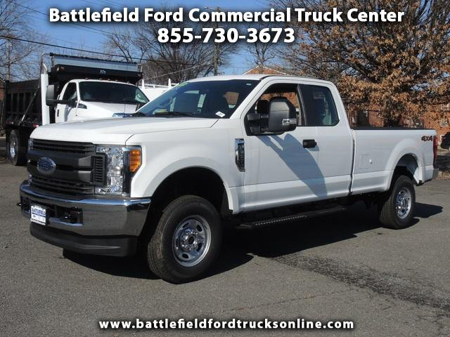 2017 Ford F-350 SD 4WD SuperCab Long Bed
