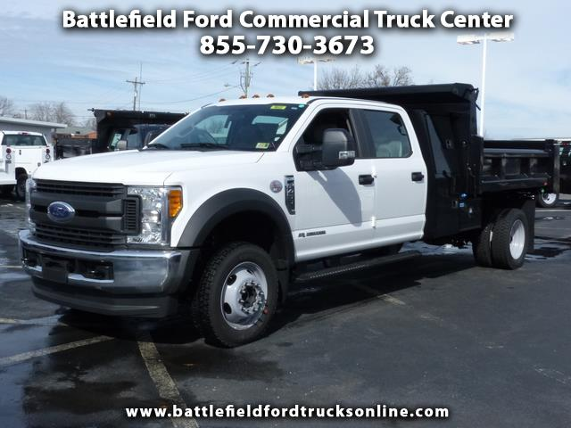 2017 Ford F-450 SD 4WD Crew Cab