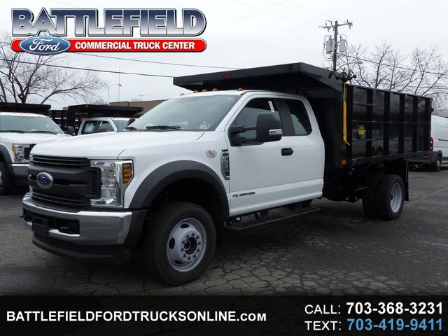 2018 Ford F 550 SuperCab 4x4 XL W 12 Landscape Body