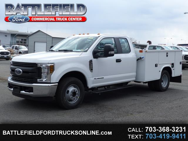 2018 Ford Super Duty F-350 DRW 2WD SuperCab 168 WB 60 CA