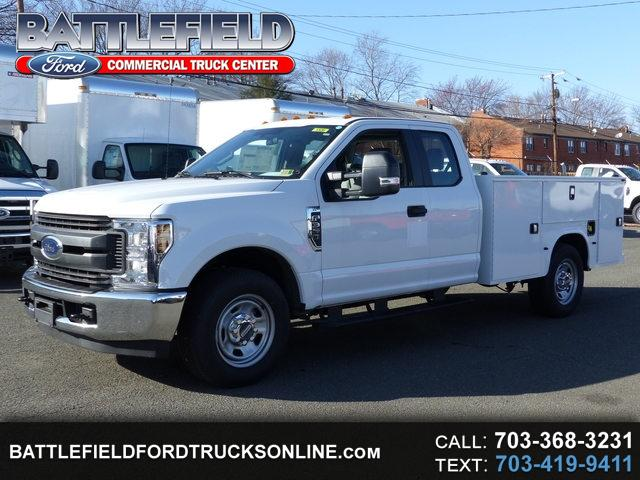 2018 Ford F-350 SD 2WD SuperCab w/9' Service Body