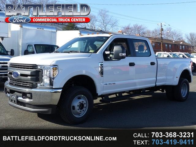 2018 Ford F-350 SD 4WD Crew Cab 8' Box