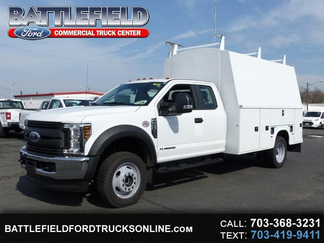 2018 Ford F-550 4WD SuperCab