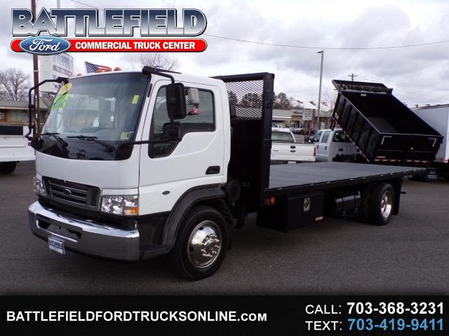 2009 Ford LCF 550 Regular Cab DRW 2WD