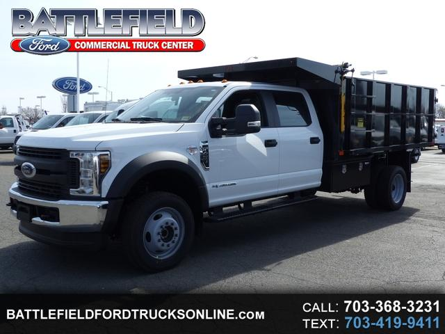 2018 Ford F-450 SD 4WD Crew Cab