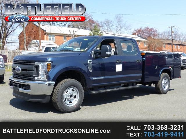 2018 Ford F-350 SD 4WD Crew Cab 179 WB 60 CA
