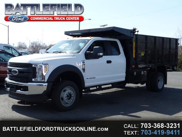 2018 Ford F-450 SD 4WD SuperCab