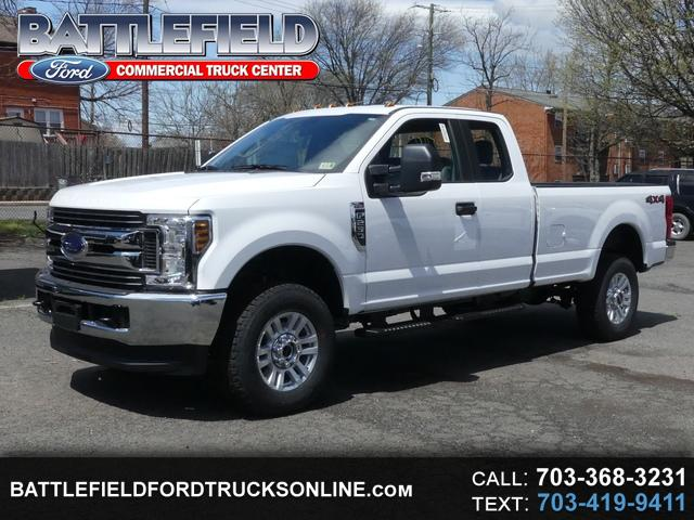 2018 Ford F-250 SD 4WD SuperCab Box