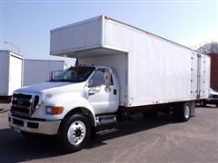 2011 Ford F-750