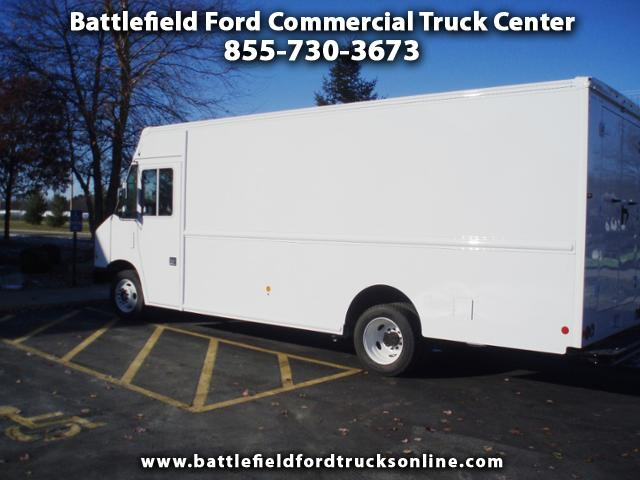 2016 Ford Econoline Commercial Chassis 10' Step Van