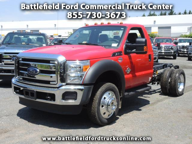 2016 Ford F-450 SD Reg Cab 4x2 XL