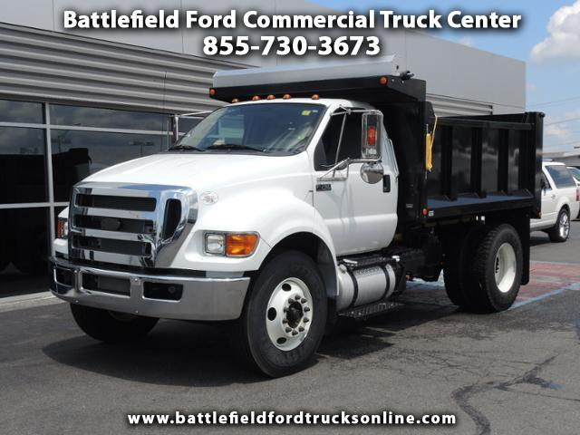 buy here pay here 2015 ford f 750 reg cab 33 000 gvwr 158 wb w 10 39 dump body for sale in. Black Bedroom Furniture Sets. Home Design Ideas