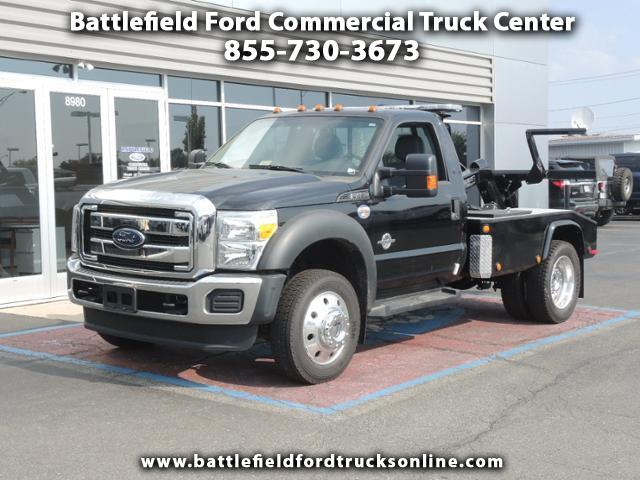 2016 Ford F-450 SD Reg Cab XL w/Dynamic Wrecker Body