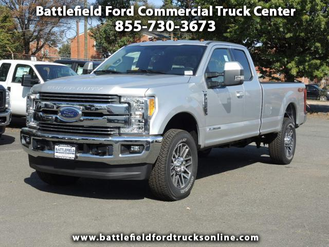 2017 Ford F-350 SD 4WD SuperCab Box