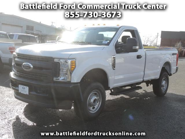 2017 Ford F-250 Reg Cab 4x4 XL 8' Box