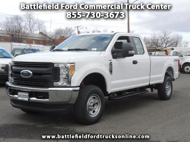 2017 Ford F-250 SD SuperCab 4x4 XL w/8' Bed