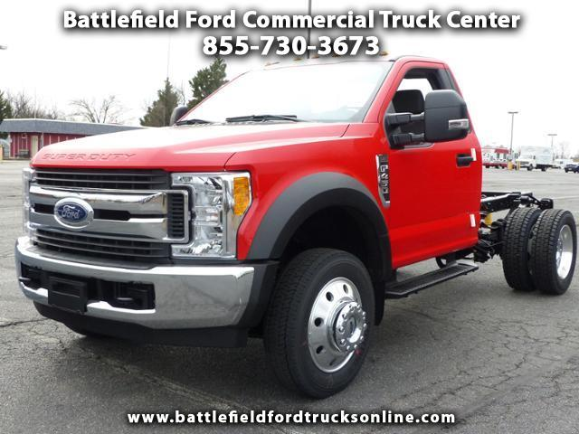 2017 Ford F-450 SD Reg Cab 4x2 XL