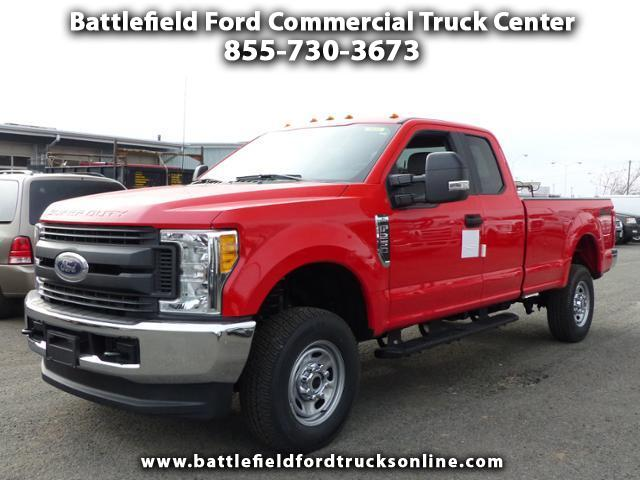 2017 Ford F-250 SD SuperCab 4x4 8' Bed