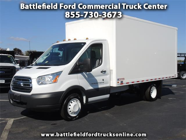 2017 Ford Transit Transit w/14' Insulated Dry Freight Body