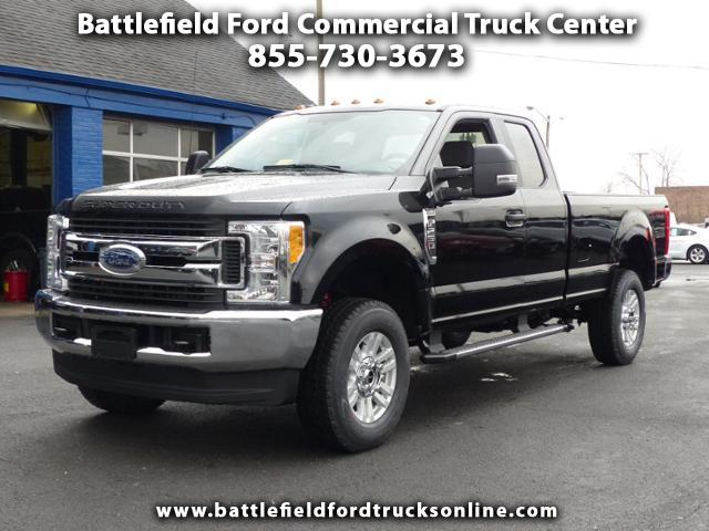 2017 Ford F-250 SD SuperCab 4x4 XL 8' Bed