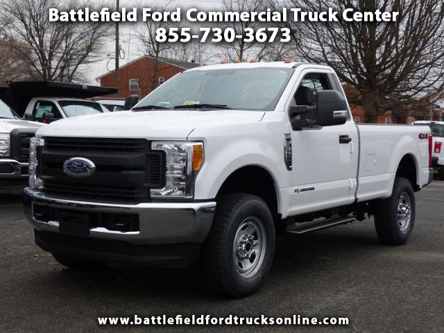 2017 Ford F-350 SD Reg Cab 4x4 XL 8' Bed