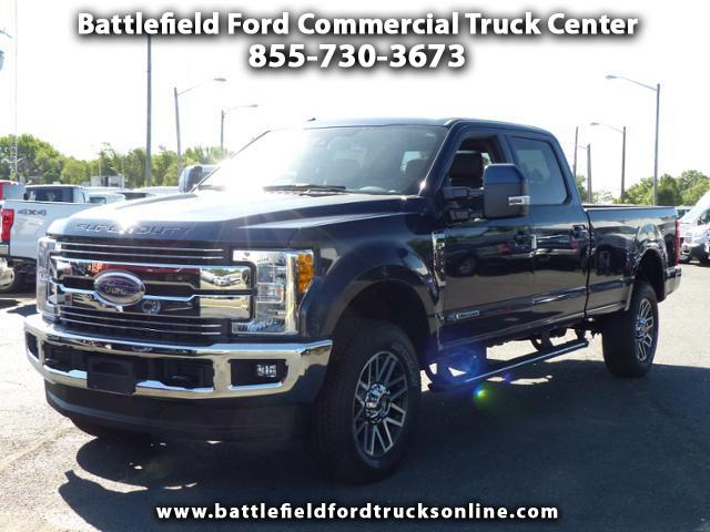 2017 Ford F-250 SD Crew Cab 4x4 Lariat 8' Bed