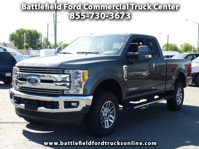 2017 Ford F-250 SD SuperCab 4x4 Lariat 6.75' Bed