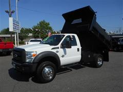 2011 Ford F-550