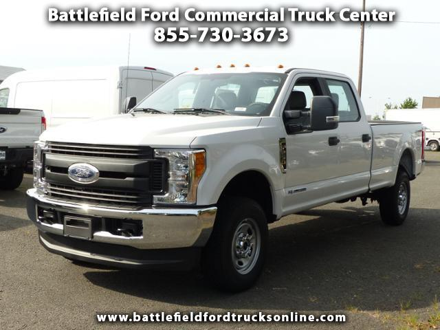2017 Ford F-250 SD Crew Cab 4x4 XL 8' Bed
