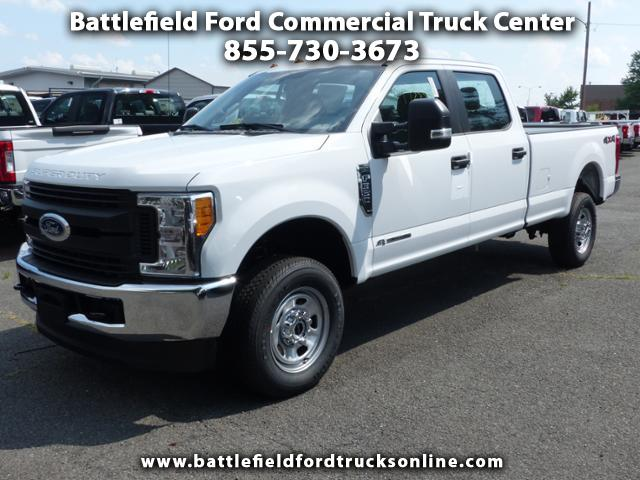 2017 Ford F-350 SD Crew Cab 4x4 XL