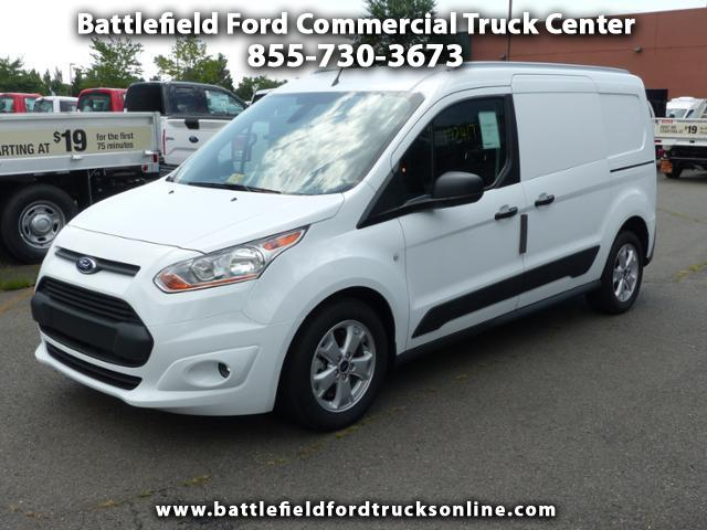 2017 Ford Transit Connect XLT LWB Mini Cargo Van