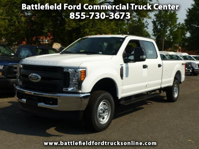 2017 Ford F-250 SD Crew Cab 4x4 XL