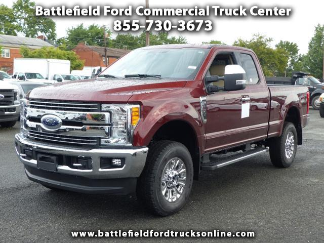 2017 Ford F-250 SD F250 Lariat 4WD SuperCab Box
