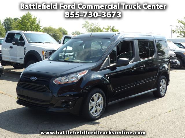 2017 Ford Transit Connect XLT LWB WAGON
