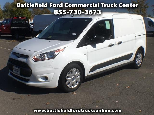 2017 Ford Transit Connect XLT LWB CARGO