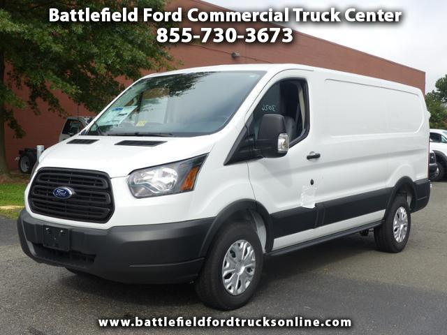2017 Ford Transit 130 LOW ROOF