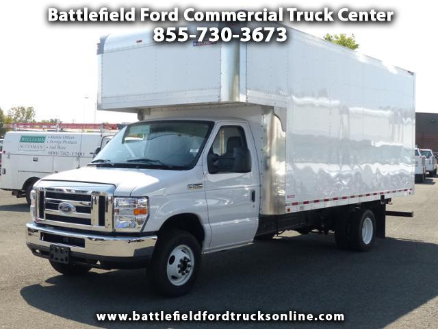 2017 Ford Econoline 17' Dry Freight Box