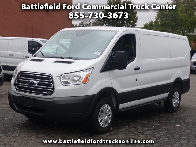 2017 Ford Transit 130 Low Rf Cargo Van
