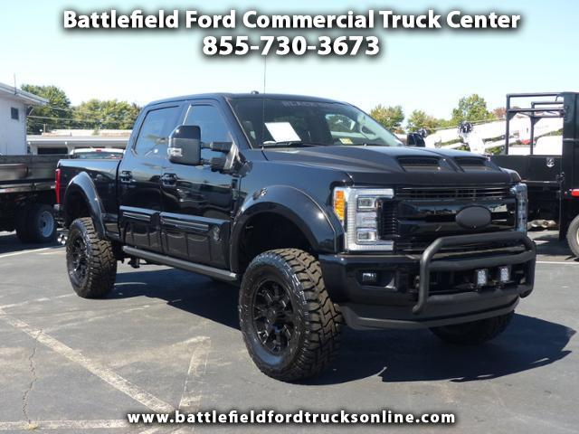 2017 Ford F-250 SD Black Ops by Tuscany