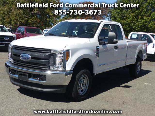 2017 Ford F-350 SD 4WD SuperCab