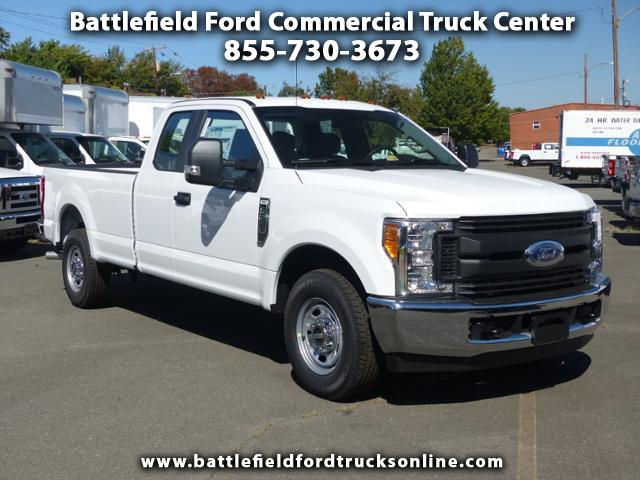 2017 Ford F-250 SD 2WD SuperCab