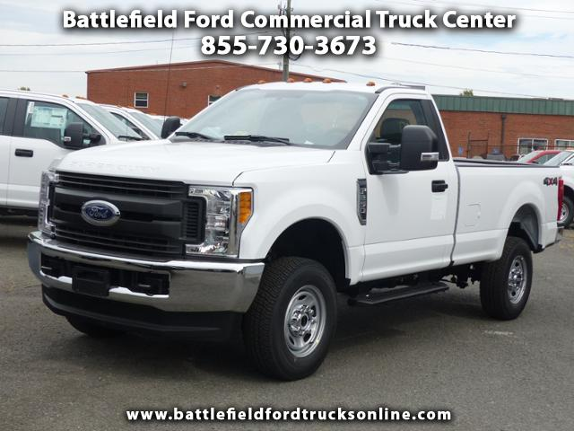 2017 Ford F-250 SD 4WD Reg Cab Long Bed
