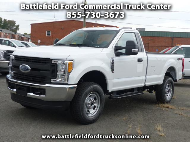 2017 Ford F-350 SD 4WD Reg Cab Long Bed
