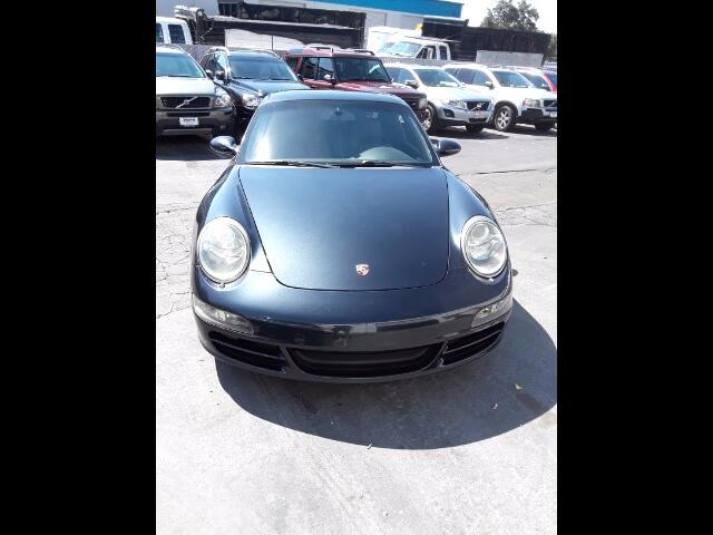 2005 Porsche 911 Carrera Base