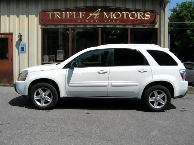 used 2005 chevrolet equinox sold in williamsport pa 17701 triple a motors. Black Bedroom Furniture Sets. Home Design Ideas