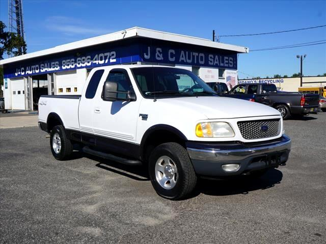 2001 Ford F-150 XLT SuperCab Long Bed 4WD