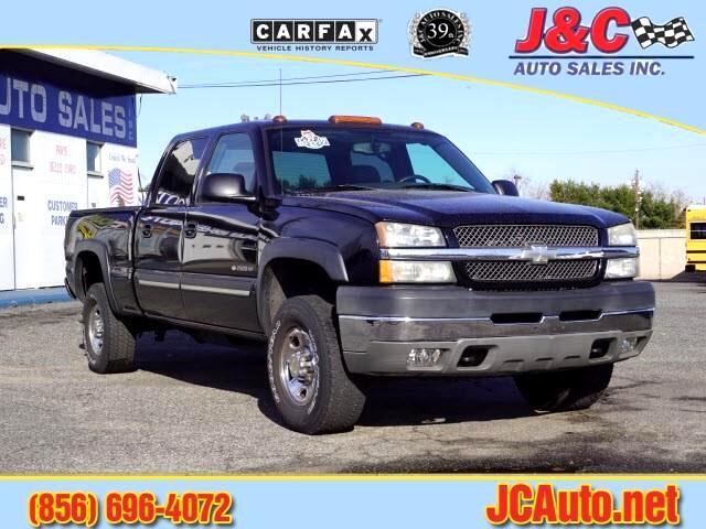 2004 Chevrolet Silverado 2500HD LS Crew Cab Long Bed 4WD